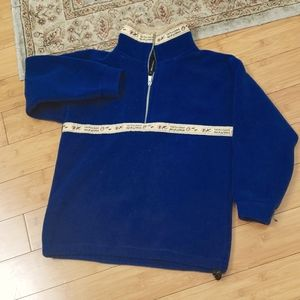 Patagonia Argenti zip up fleece  Size 10 youth